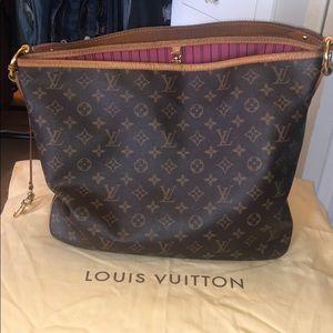 Authentic Louis Vuitton delightful.
